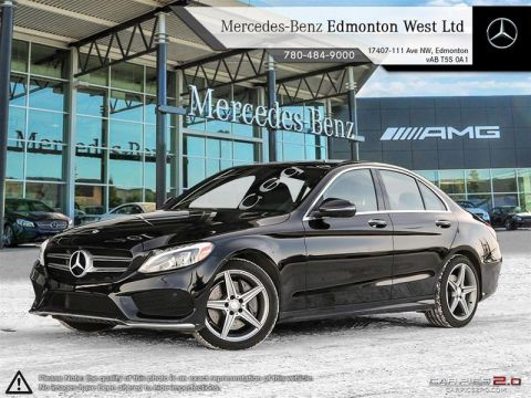 New 2017 Mercedes-Benz C300 4MATIC Sedan