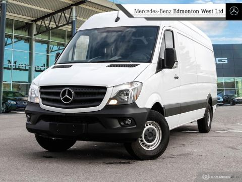 Certified Pre-Owned 2017 Mercedes-Benz Sprinter V6 2500 Cargo 170