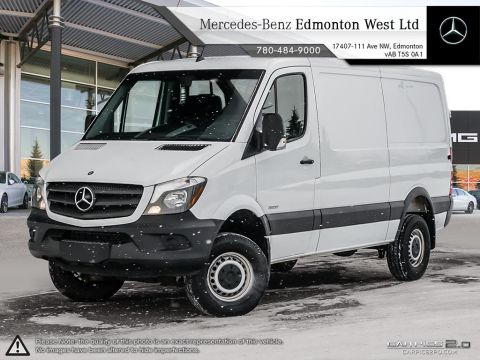 Certified Pre-Owned 2016 Mercedes-Benz Sprinter 4x4 2500 Cargo 144