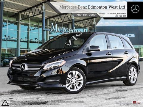 New 2018 Mercedes-Benz B250 4MATIC Sports Tourer