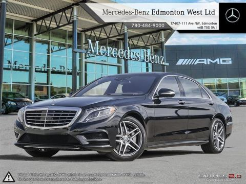 New 2016 Mercedes-Benz S550 4MATIC Sedan (LWB)