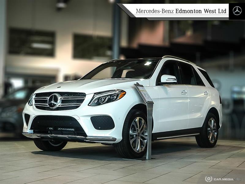 New 2018 Mercedes Benz Gle400 4matic Suv Suv In Edmonton Alberta