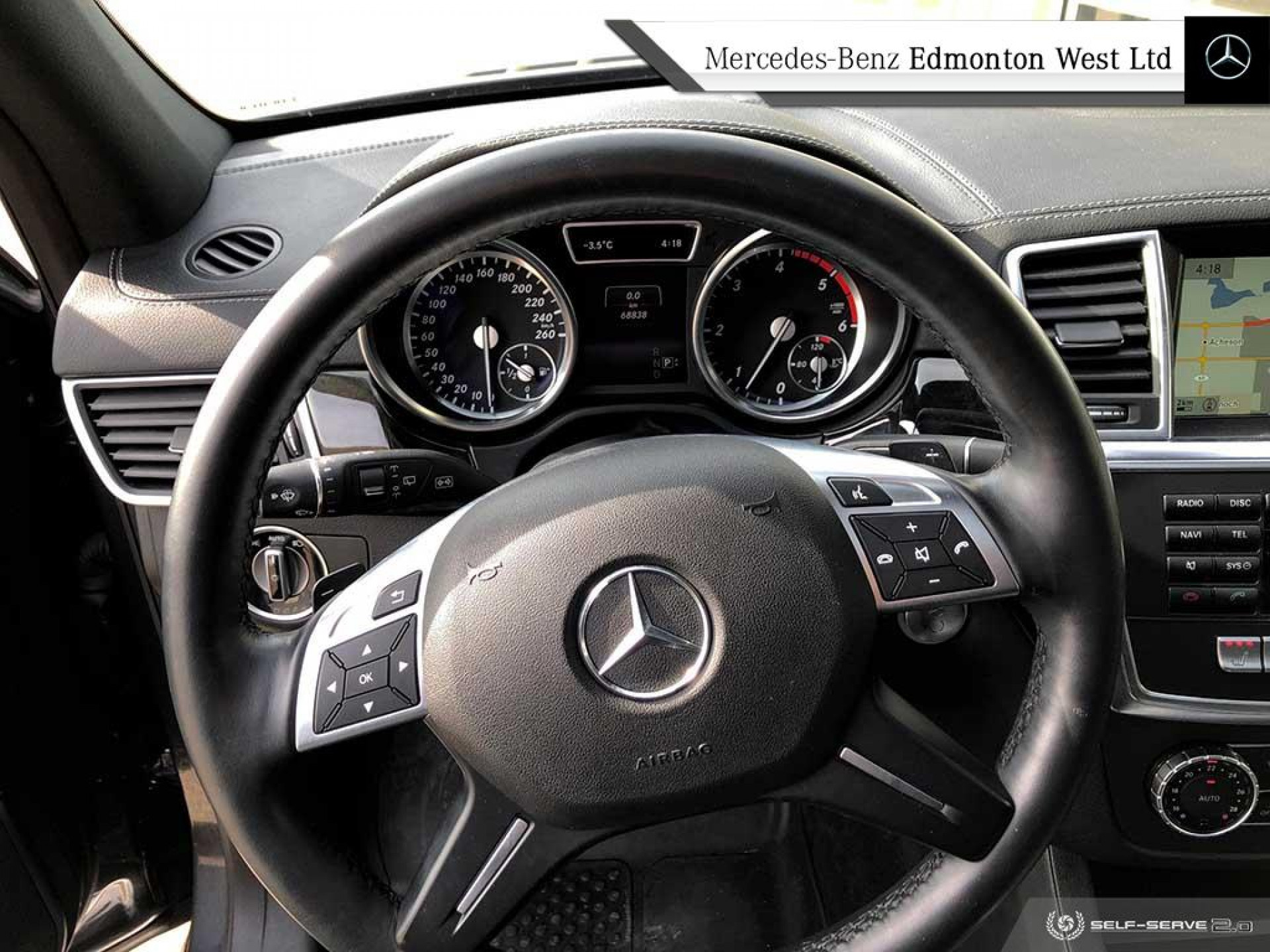Pre-Owned 2015 Mercedes Benz GL-Class 350 BlueTEC 4MATIC Bluetec Diesel, Low Kilometers, Power 3rd Row Seating