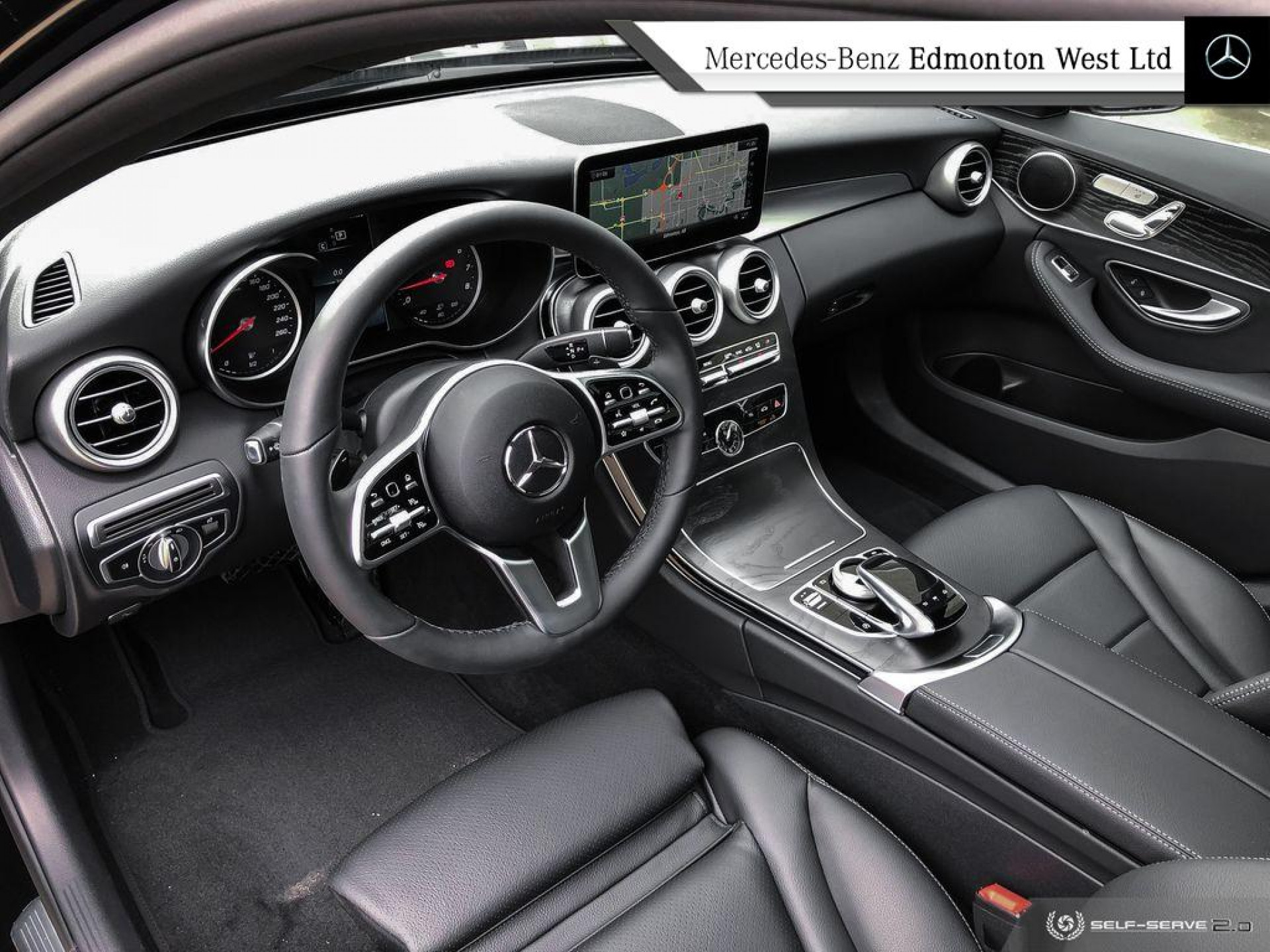New 2020 Mercedes Benz C-Class C 300 4MATIC Sedan