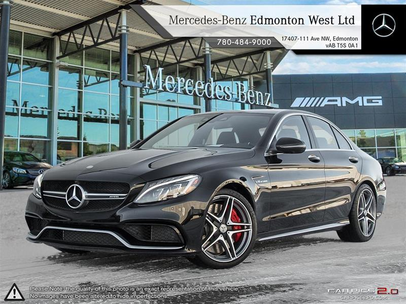 new 2017 mercedes benz c63 s amg sedan 4 door sedan in. Black Bedroom Furniture Sets. Home Design Ideas