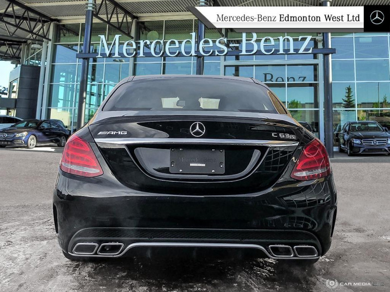 Certified Pre-Owned 2017 Mercedes Benz C-Class AMG C63 S Sedan Star Certified Extended Warranty ...