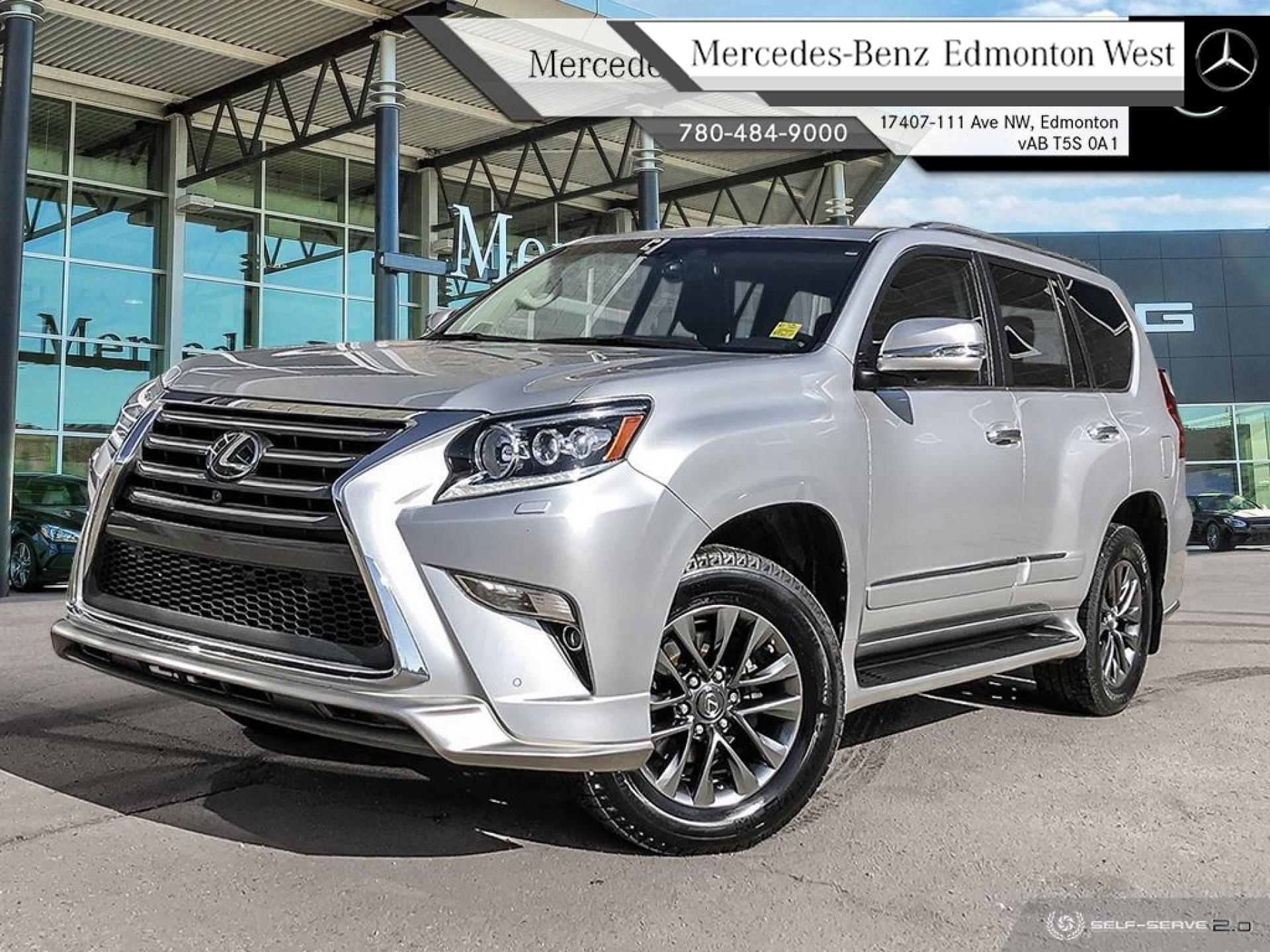 Pre-Owned 2017 Lexus GX 460 Technology Package Local Vehicle, One Owner, 3M, 2 Sets of Tires