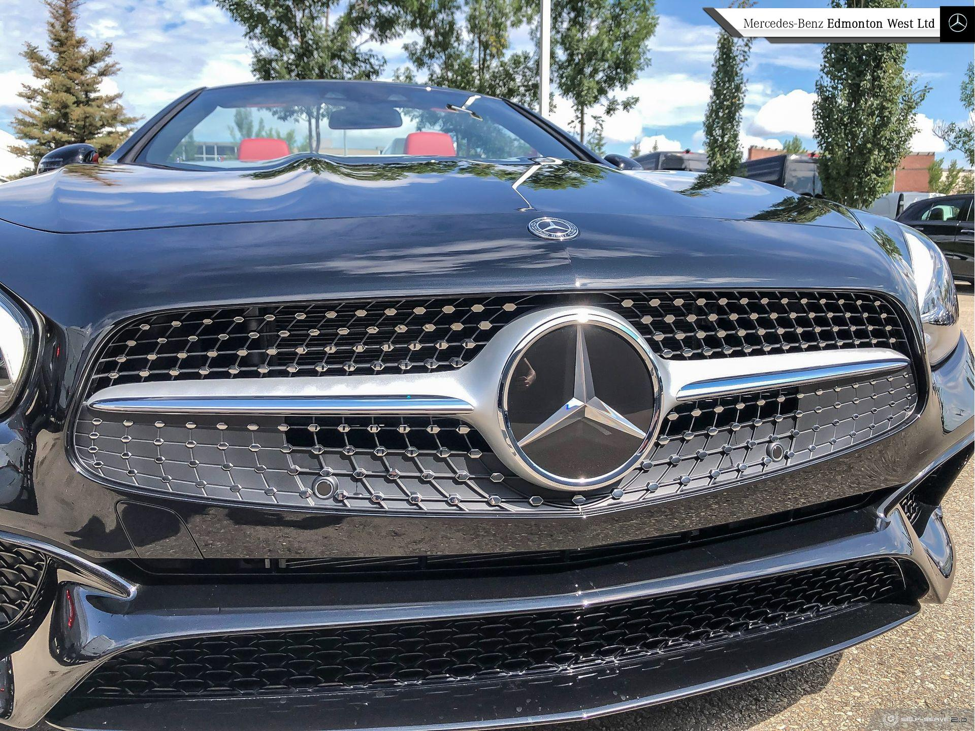 New 2020 Mercedes Benz SL 450 Roadster - Premium Package