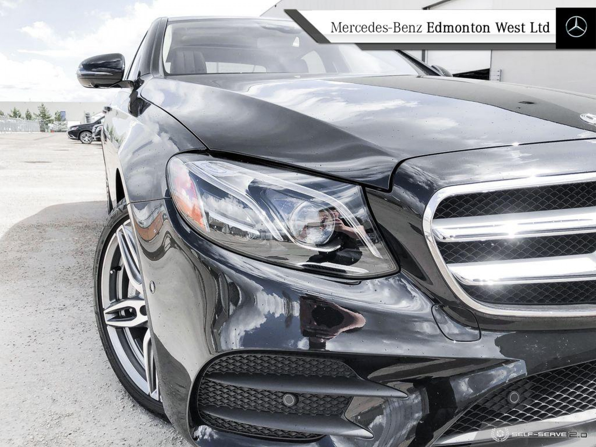 New 2020 Mercedes Benz E-Class E 450 4MATIC Sedan