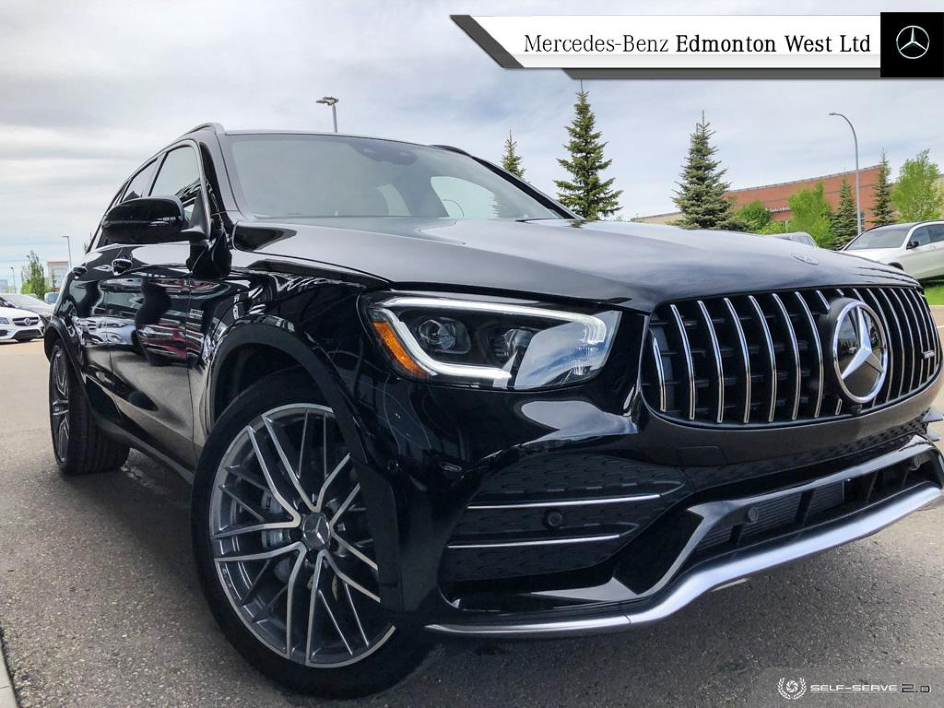 New 2020 Mercedes Benz GLC-Class AMG 43 4MATIC SUV
