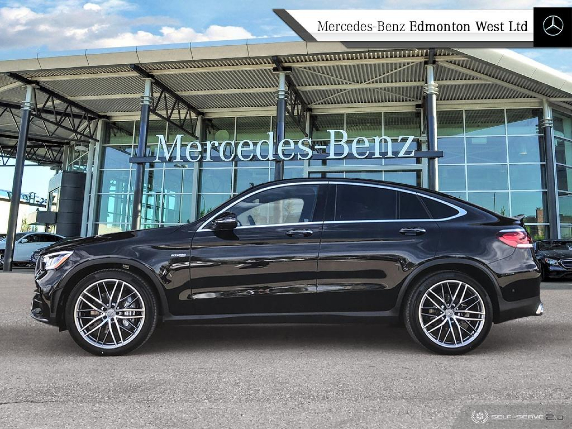 New 2020 Mercedes Benz GLC-Class AMG 43 4MATIC Coupe