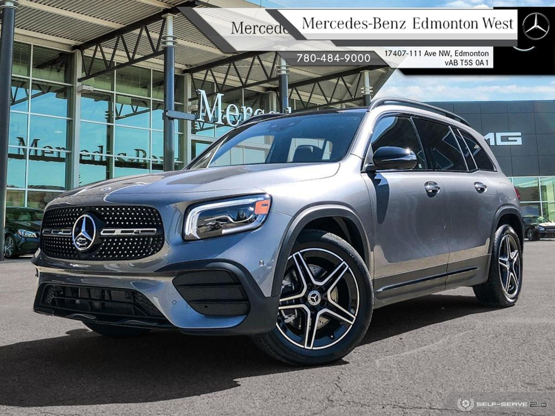 New 2020 Mercedes Benz GLB 250 4MATIC SUV - Premium Package