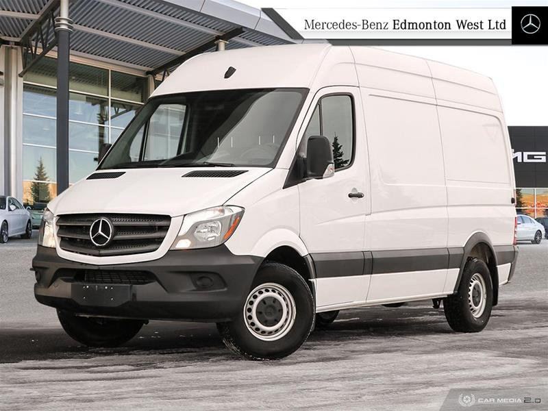 606c49a5ee Certified Pre-Owned 2017 Mercedes-Benz Sprinter V6 2500 Cargo 144 ...