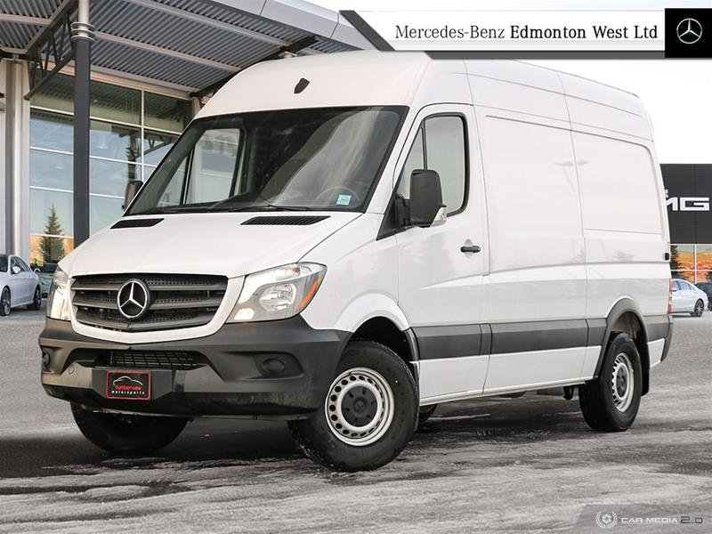 Certified Pre-Owned 2017 Mercedes-Benz Sprinter V6 2500 Cargo 144