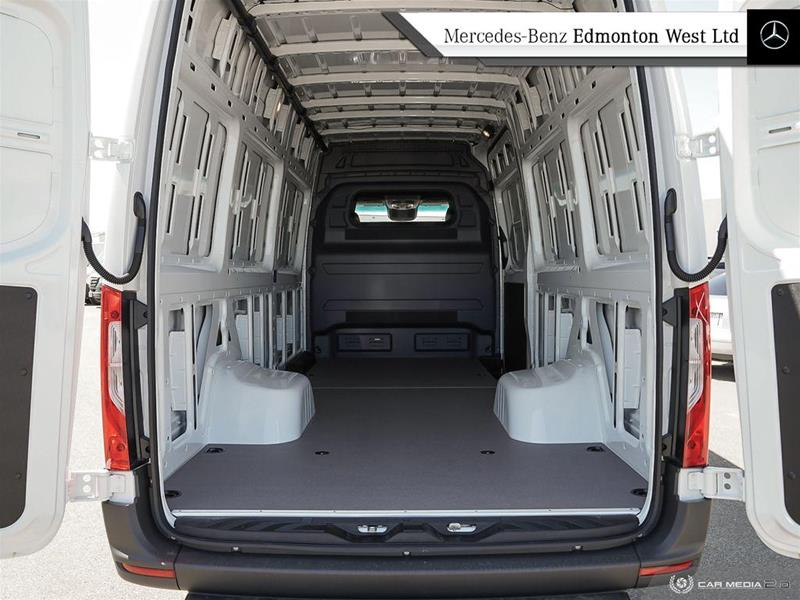 "Pre-Owned 2019 Mercedes Benz Sprinter Cargo Van 3500 High Roof V6 170"" *Save $8,500!"