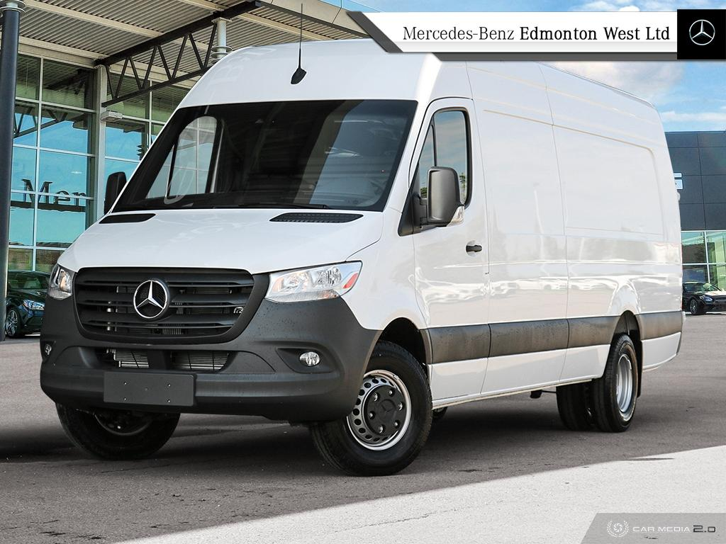 New 2019 Mercedes-Benz Sprinter V6 3500XD Cargo 170 Ext