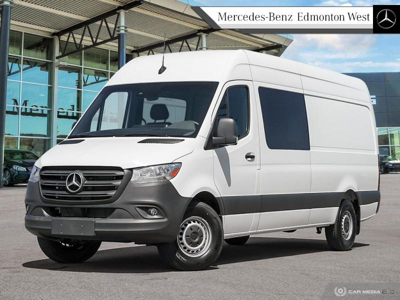 New 2019 Mercedes Benz Sprinter Crew Van 2500 170 V6 *Save up to $6,500!