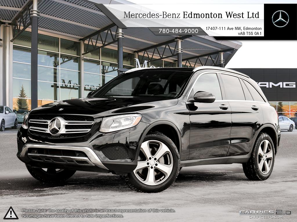 Certified Pre Owned 2017 Mercedes Benz Glc300 4matic Suv