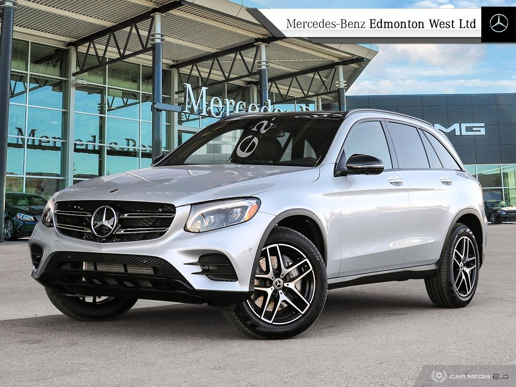 Pre-Owned 2019 Mercedes-Benz GLC300 4MATIC SUV