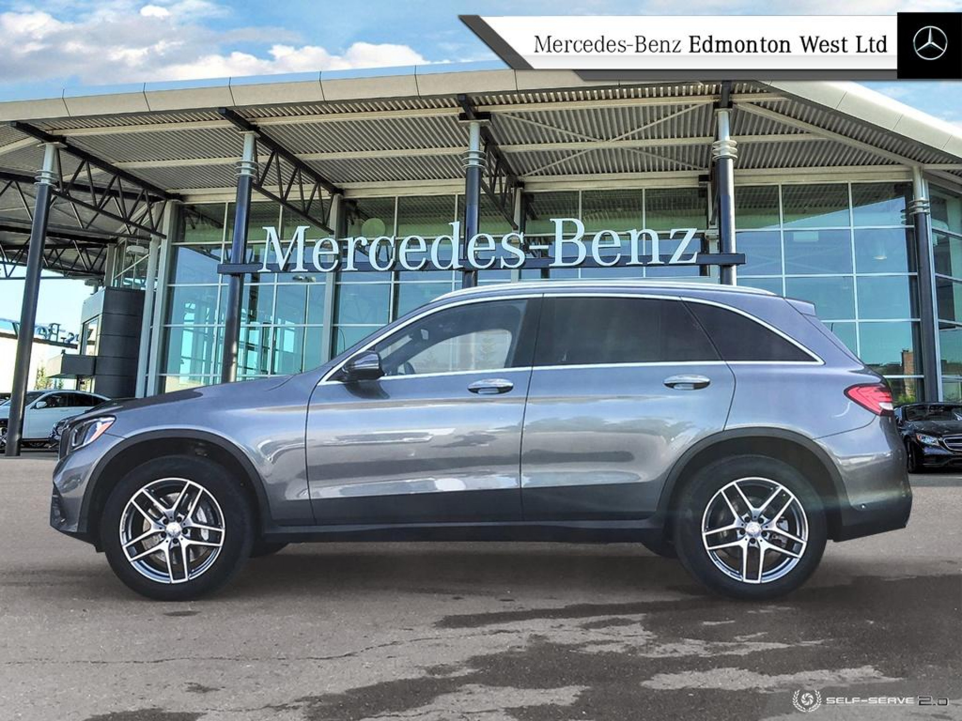 Certified Pre-Owned 2017 Mercedes Benz GLC-Class 300 4MATIC Single Owner, Certified