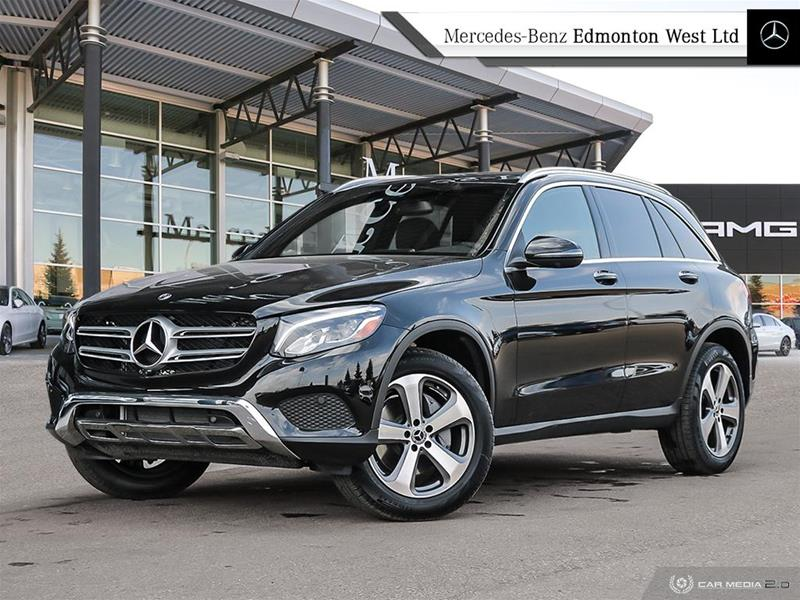 Mercedes Benz Suvs >> New 2019 Mercedes Benz Glc300 4matic Suv Suv In Edmonton Alberta