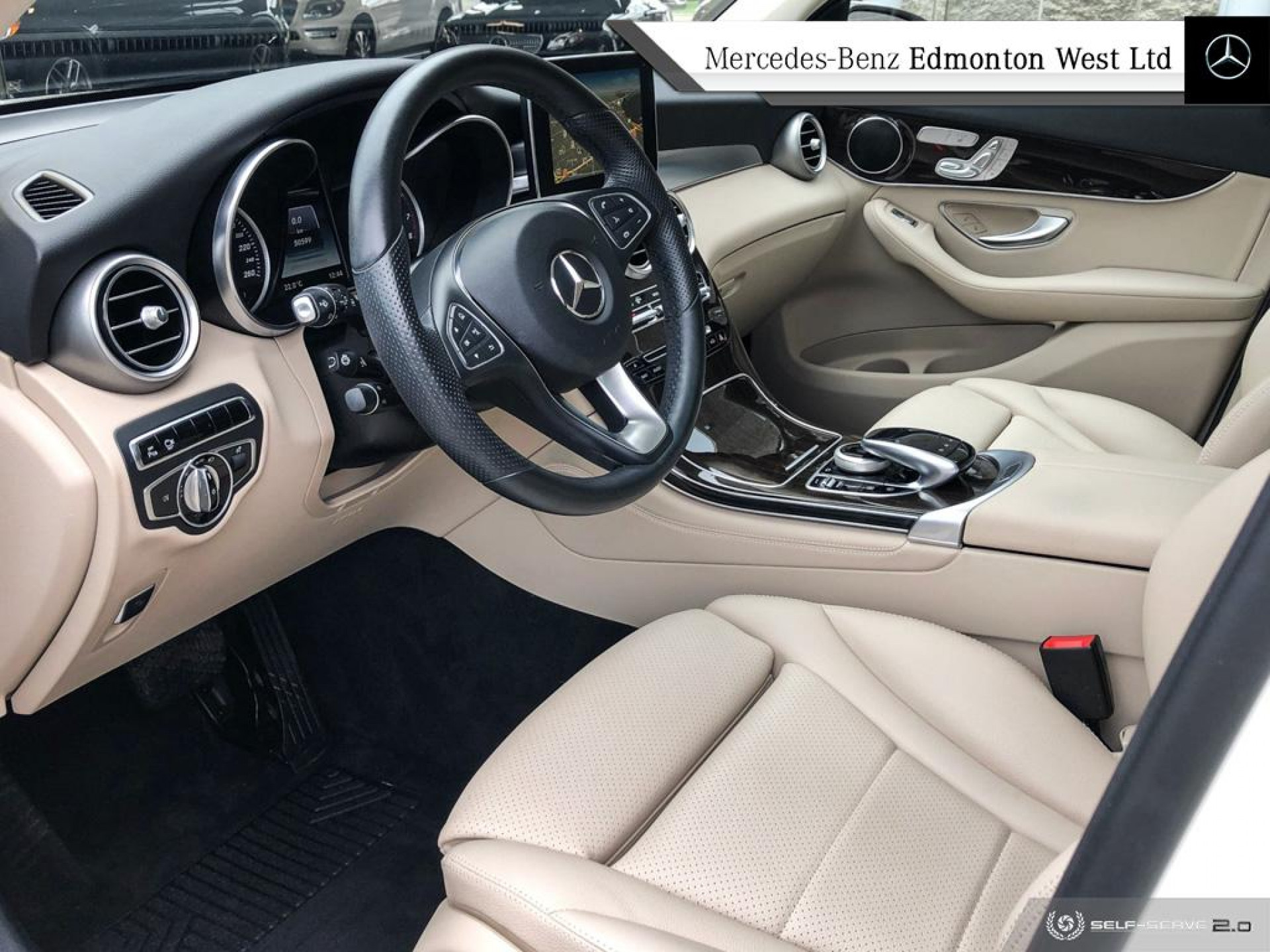 Certified Pre-Owned 2016 Mercedes Benz GLC-Class 300 4MATIC Star Certified, Clean Carproof, One Owner, Alberta Only Vehicle, Extended Warranty until July 29, 2022 or 120,000 kilometres