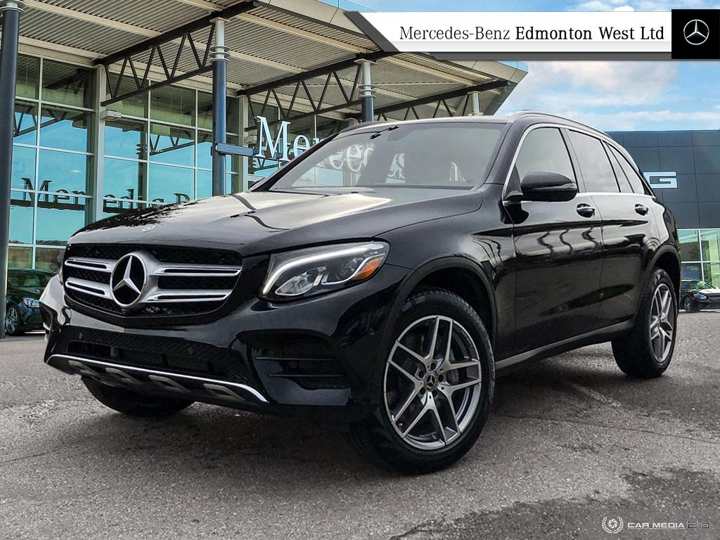 New 2019 Mercedes-Benz GLC300 4MATIC SUV