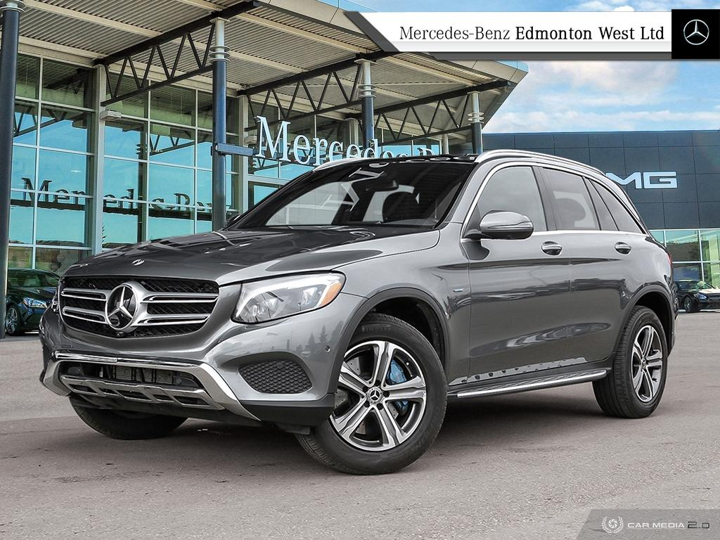 Certified Pre-Owned 2018 Mercedes-Benz GLC350e 4MATIC SUV