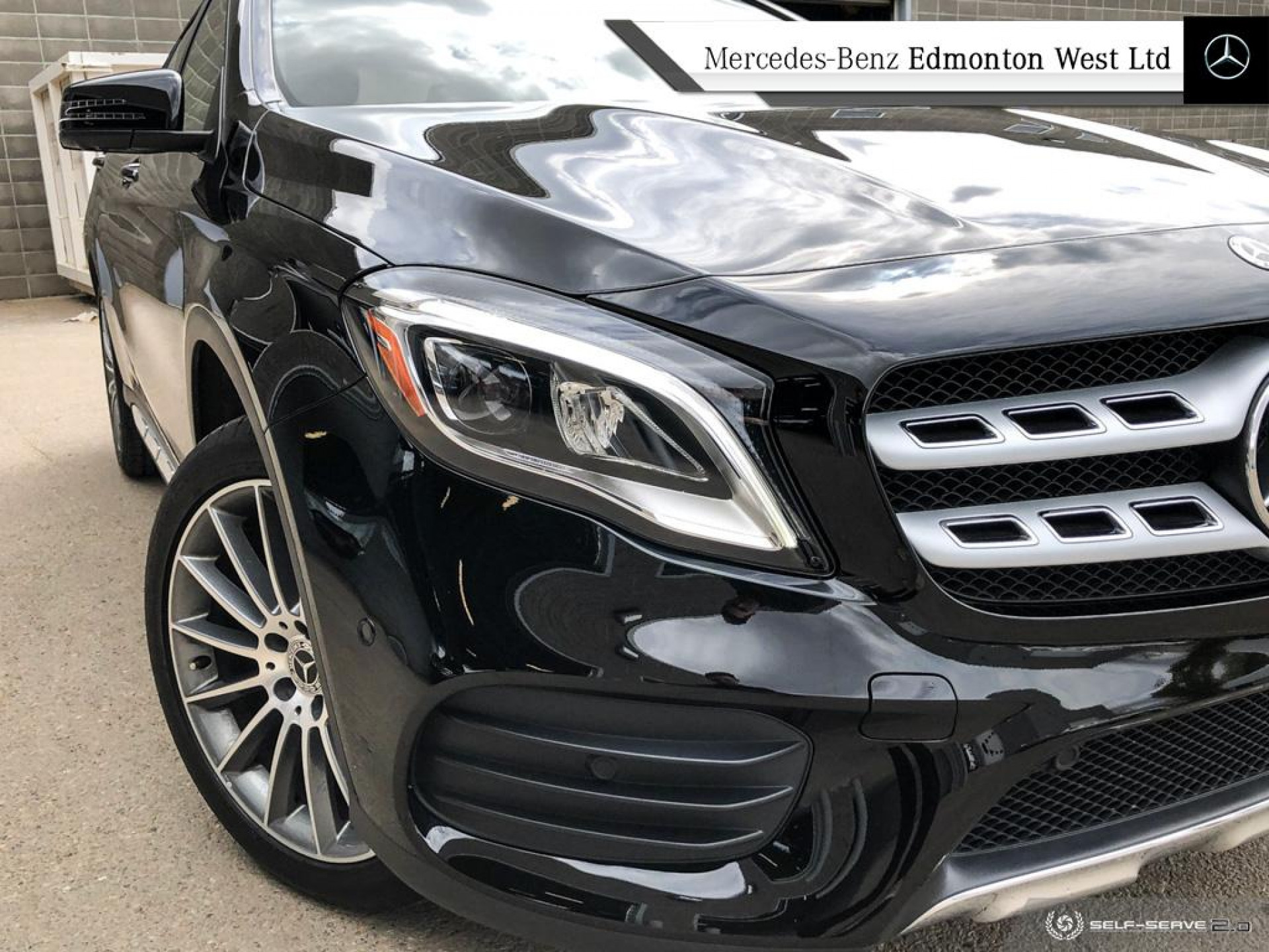 Pre-Owned 2020 Mercedes Benz GLA 250 4MATIC Demonstration Vehicle, Avantgarde Edition, Sport Package, 360 Camera