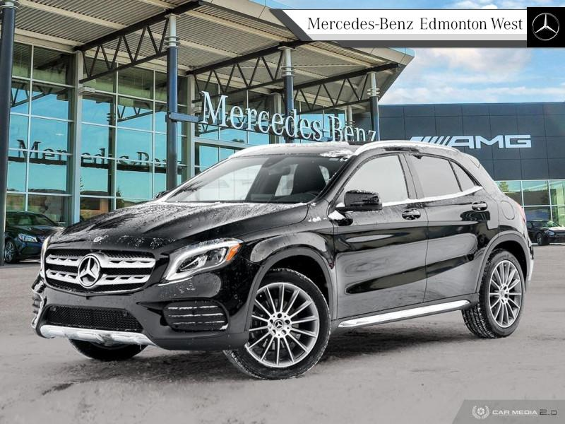 Pre-Owned 2019 Mercedes Benz GLA 250 4MATIC SUV Xpel 3M Wrap, Executive Demo, Panoramic Sunroof!