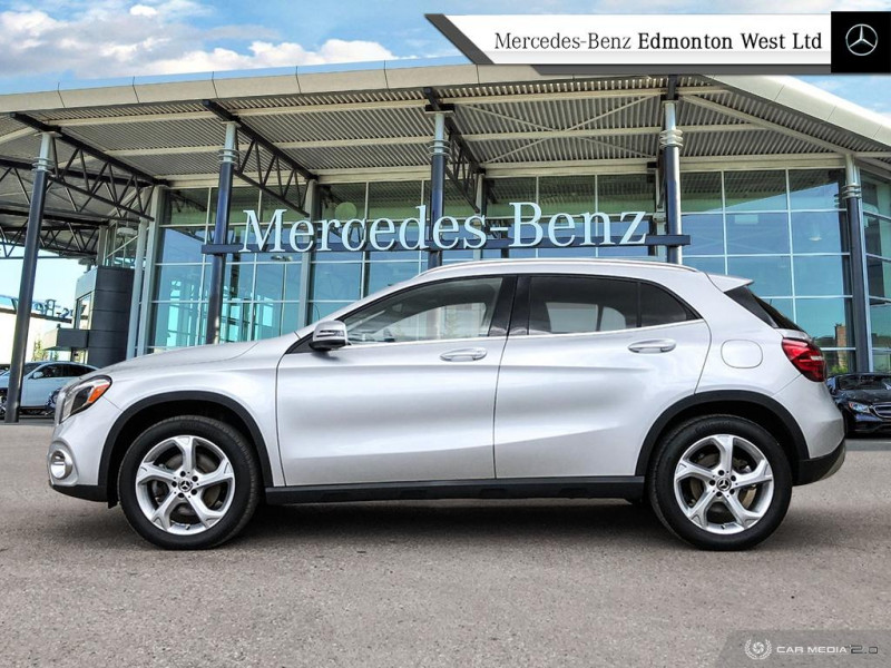 Certified Pre-Owned 2019 Mercedes Benz GLA 250 4MATIC SUV Star Certified Warranty until October 29, 2024 or 120,000 km, Premium Package, No Accidents, And Massive Savings!