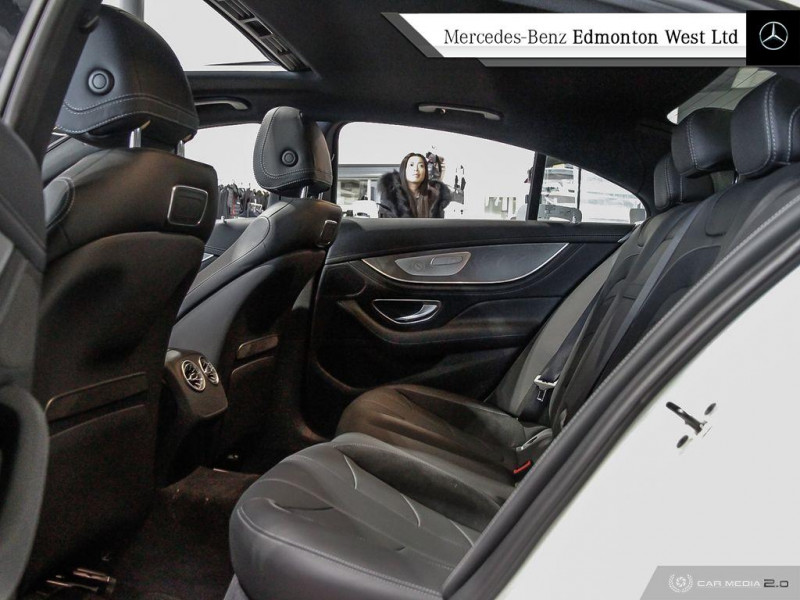 Pre-Owned 2019 Mercedes Benz CLS AMG CLS 53 4MATIC 48 V EQ Boost Battery, Upgraded Leather, Executive Demo, Low Rate Financing