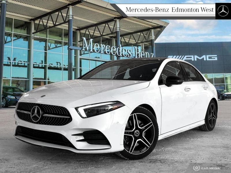 Pre-Owned 2019 Mercedes Benz A Class 220 4MATIC Sedan Executive Demo, Xpel Rock Guard, Remote Start