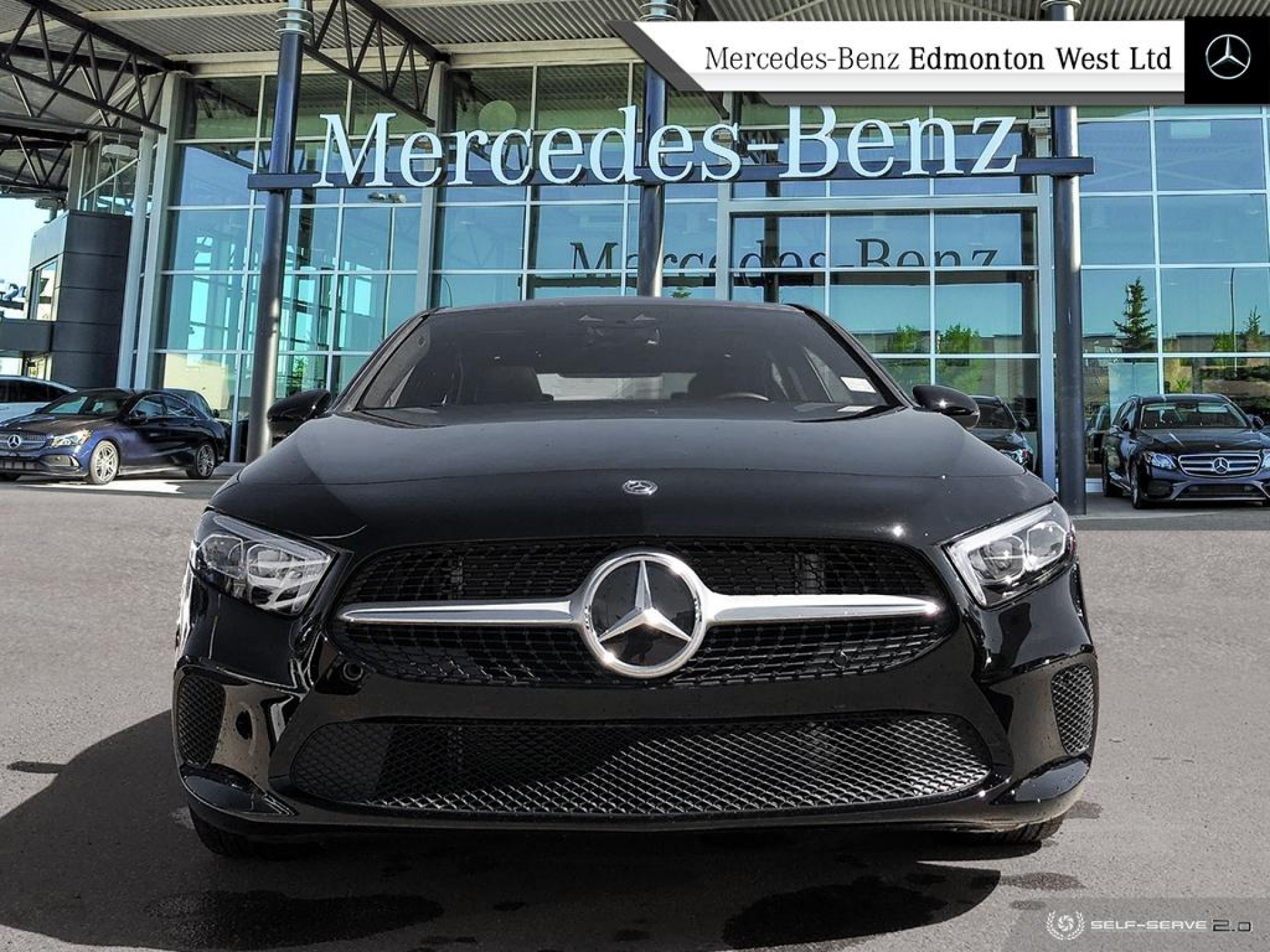New 2020 Mercedes Benz A Class 220 4MATIC Sedan