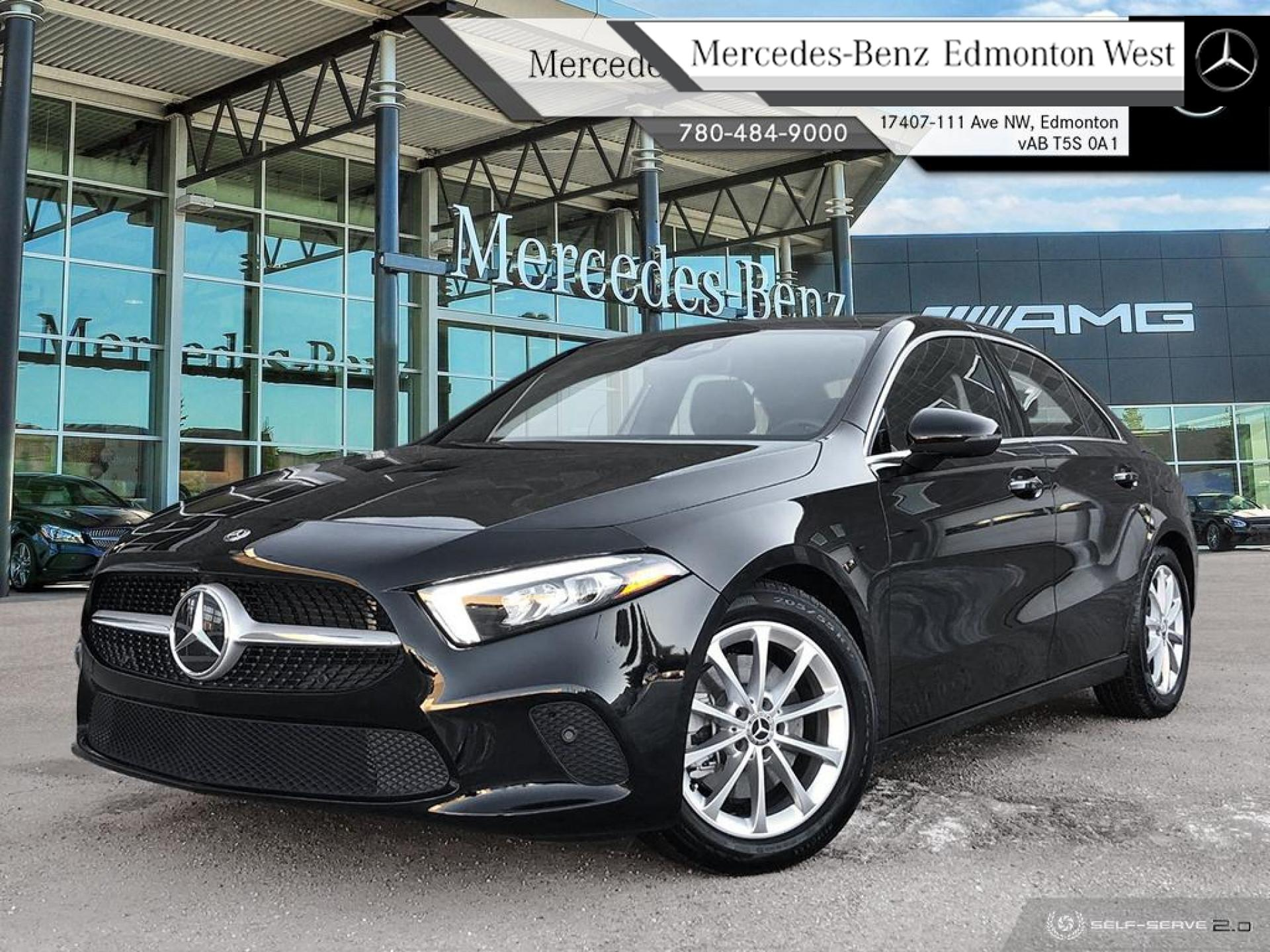 Pre-Owned 2020 Mercedes Benz A Class 220 4MATIC Sedan