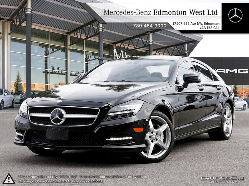 Certified Pre-Owned 2014 Mercedes-Benz CLS550 4MATIC Coupe