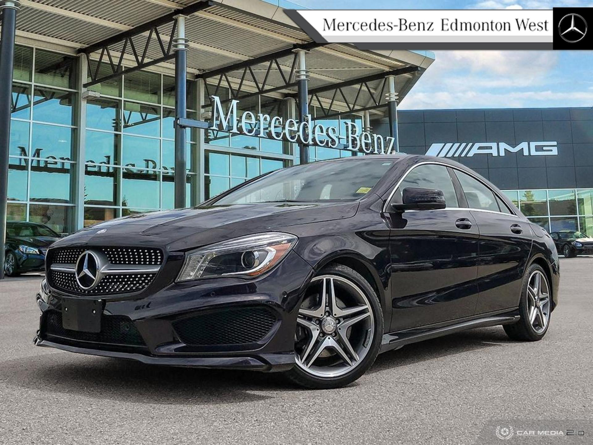 Certified Pre-Owned 2016 Mercedes Benz CLA 250 4MATIC ...