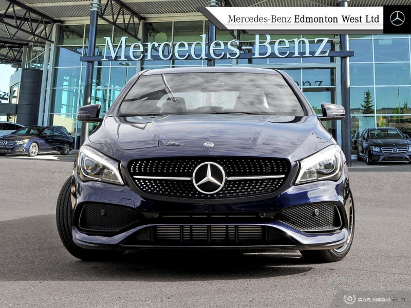 Pre-Owned 2019 Mercedes Benz CLA 250 4MATIC Coupe - Night Package, Parking Assistance, Executive Demo,