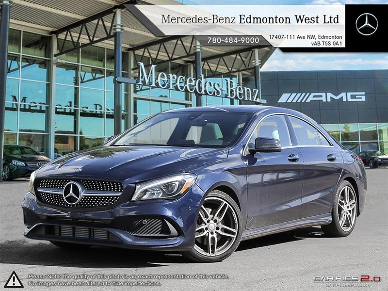 New 2017 Mercedes Benz Cla Cla250