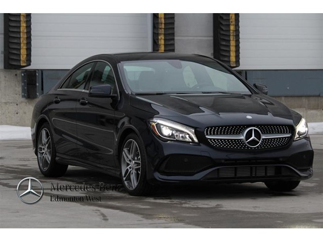 New 2017 mercedes benz cla250 4matic coupe 4 door coupe in for Mercedes benz cla250 4matic