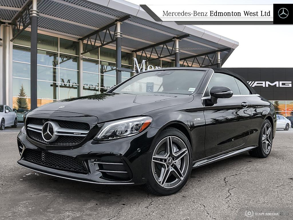 New 2019 Mercedes-Benz C43 AMG 4MATIC Cabriolet