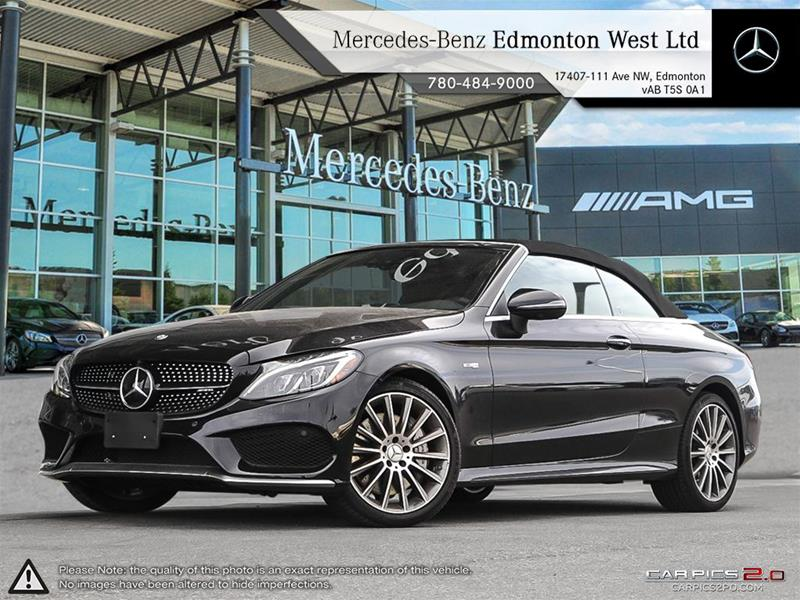 New 2017 mercedes benz c class c43 amg cabriolet in for 2017 mercedes benz c class c43 amg