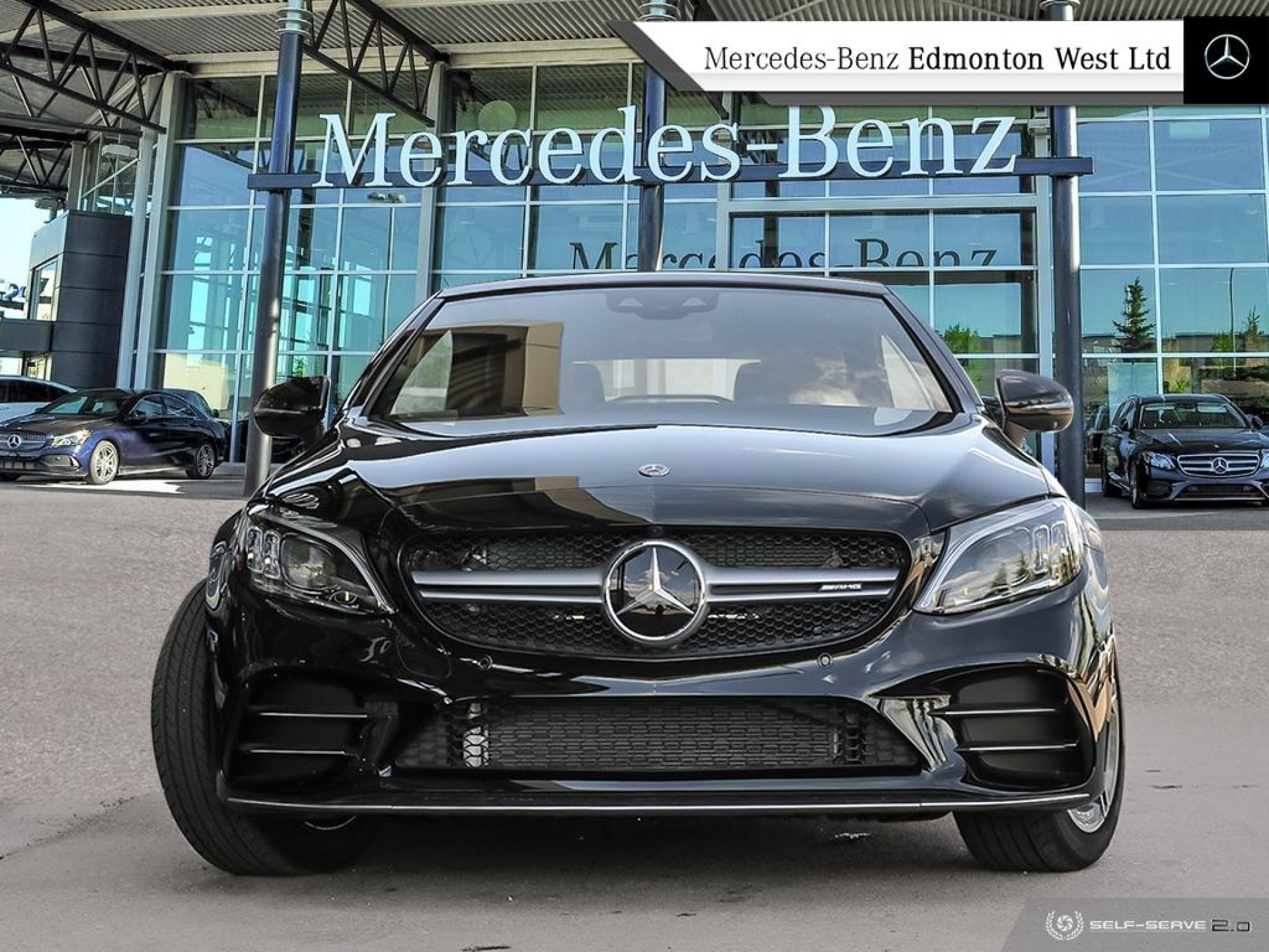 Pre-Owned 2019 Mercedes Benz C-Class AMG C 43 4MATIC Cabriolet