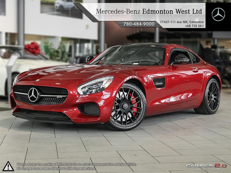 new 2017 mercedes benz amg gt amg gt s coupe in edmonton. Black Bedroom Furniture Sets. Home Design Ideas