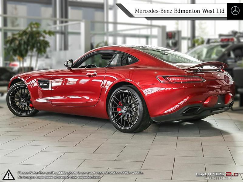 New 2017 Mercedes Benz Amg Gt S Coupe 2 Door Coupe In Edmonton Alberta