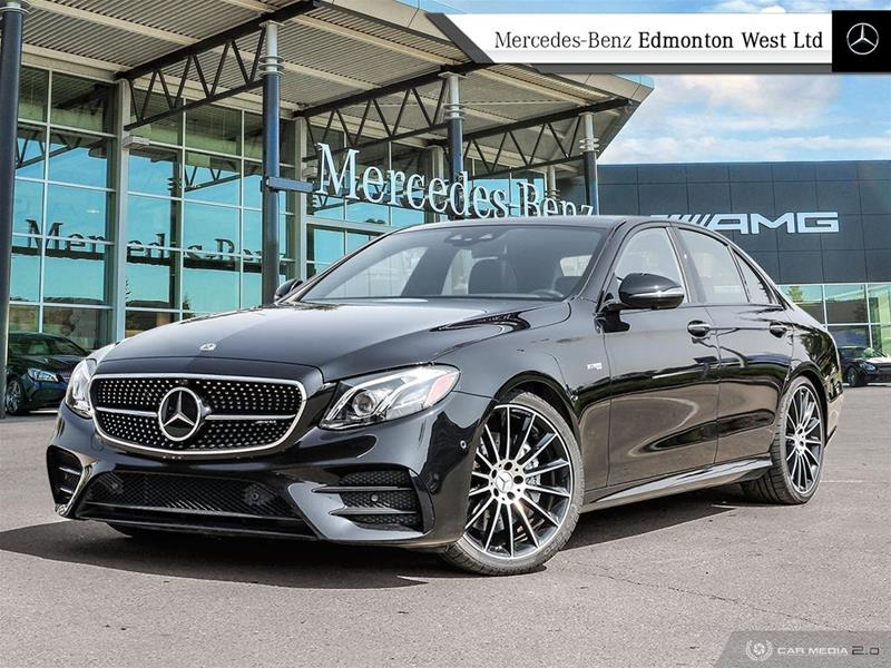Pre-Owned 2018 Mercedes-Benz E43 AMG 4MATIC Sedan