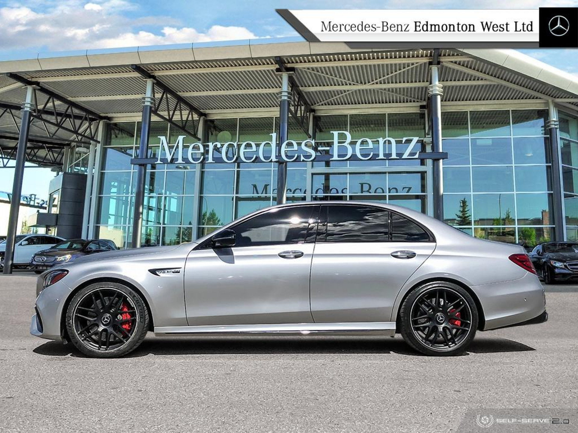 Pre-Owned 2018 Mercedes Benz E-Class E 63S 4MATIC+ Sedan Star Certified Vehicle, One Owner, 3M Rock Film Applied