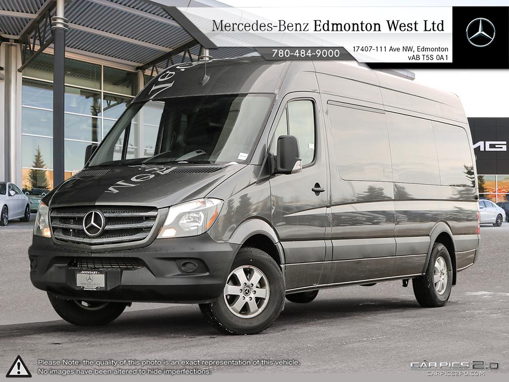 New 2018 Mercedes-Benz Sprinter V6 2500 Passenger 170