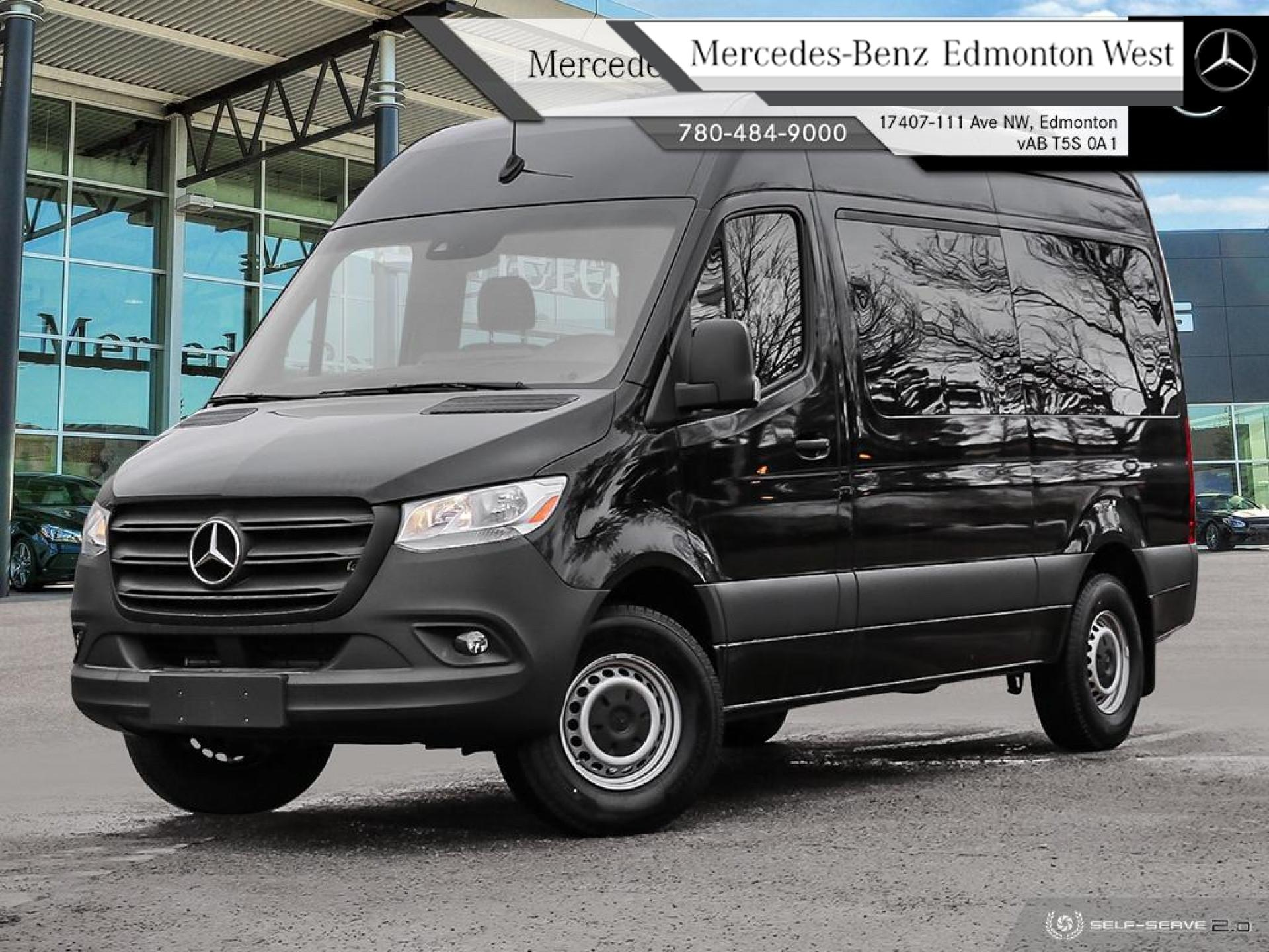 Pre Owned 2019 Mercedes Benz Sprinter
