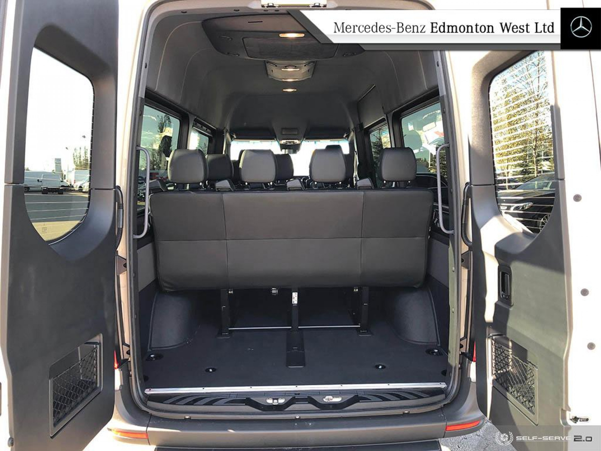 "New 2019 Mercedes Benz Sprinter Passenger Van 2500 V6 144"" 4x4 Save $5,000!"